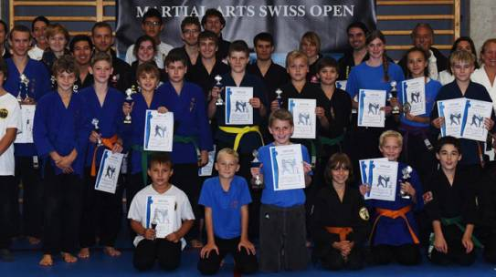 Martial Arts Swiss Open 2015