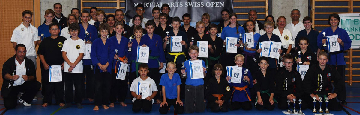 Martial Arts Swiss Open