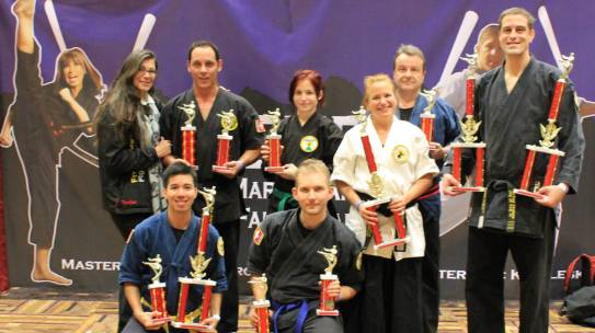 Legends of the Martial Arts Hall of Fame 2015 & International Martial Arts Games