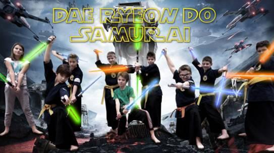 Jedi-Kampfschule