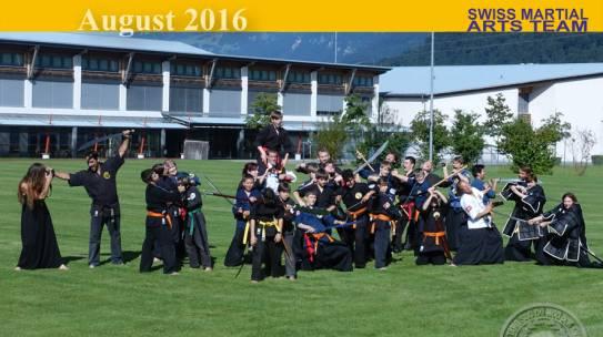 Sommerlager 2016