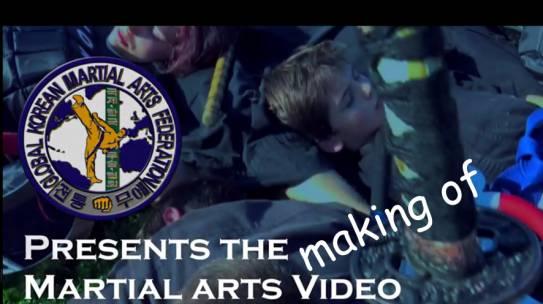 """Kampfkunst Video """"Die Befreiung"""""""