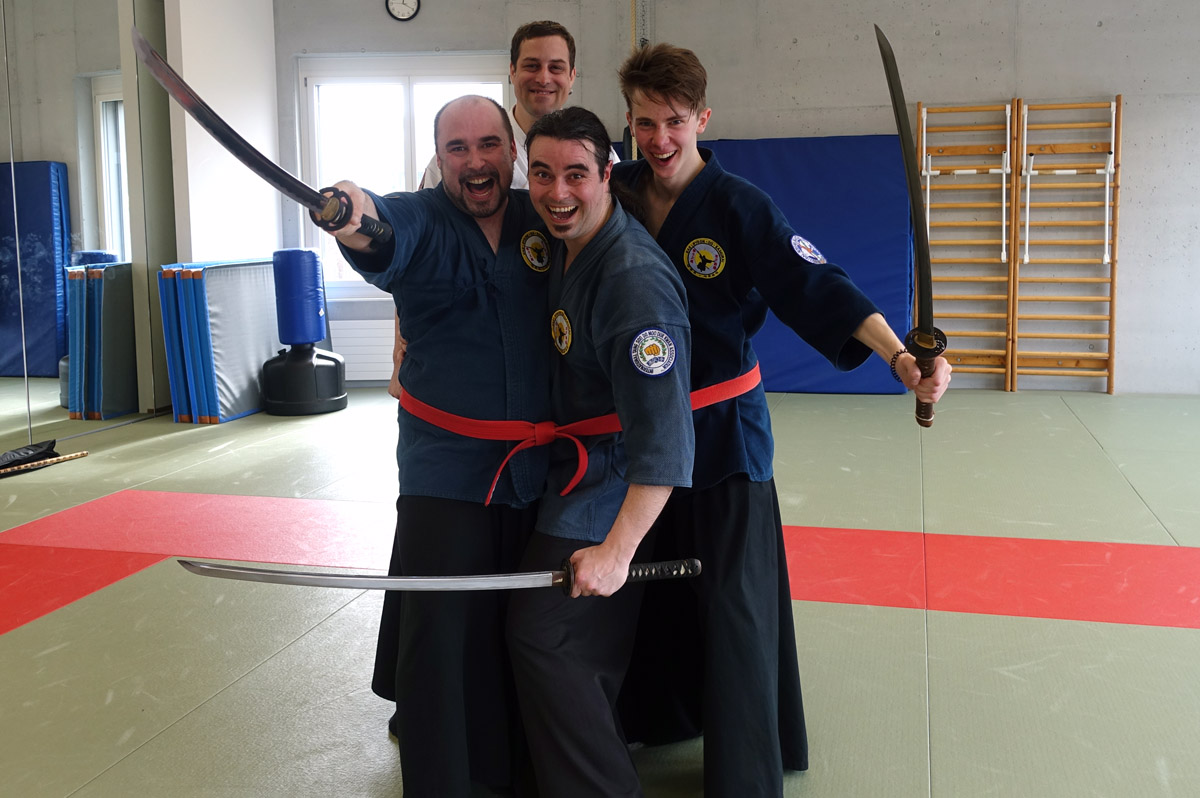 Olympiade der Samurai
