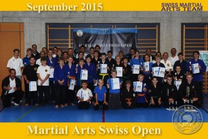 2015-09 Martial Arts Swiss Open