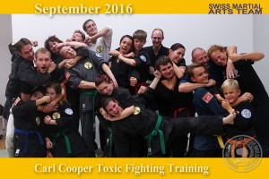 2016-09 Toxic Fighting mit Carl Cooper
