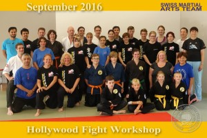 2016-09 Hollywood Fight Workshop