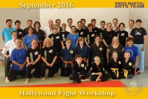 2016-09 Hollywood Fight Workshop