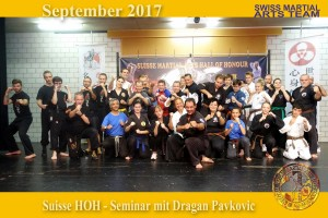 2017-09 Suisse Hall of Honours - Seminar Dragan Pavkovic, Free Dragon, Biel