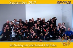 2017-09 Kick Workshop