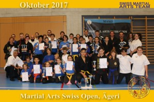 2017-10 Martial Arts Swiss Open